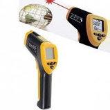 Промышленный Пирометр. Строительный инфракрасный измеритель температуры DT8280/ DT8380, до 380°С, фото 6