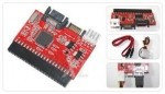 Двунаправленный конвертер (адаптер) IDE-SATA & SATA-IDE. Переходник., фото 4