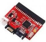 Двунаправленный конвертер (адаптер) IDE-SATA & SATA-IDE. Переходник., фото 6