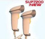 Сканер штрих-кода Sunphor SUP-7200 laser, manual (ручной) Арт.1459, фото 3