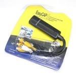 Адаптер (переходник) USB - Easy cap 4 channel (4-х канальная плата видеозахвата). Видео. Конвертер. - фото 4