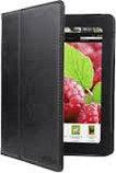 Чехол-подставка для планшета Onda (Онда) V701S, Black Leather, черный Арт.1746, фото 3