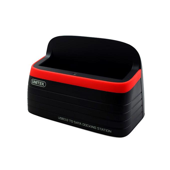 Док-станция для жестких дисков UNITEK Y-1077, адаптер для HDD жестких дисков, переходник Арт.4101