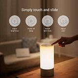 Ночник лампа Xiaomi Mi Yeelight Bedside Lamp. С таймером. Светит всеми цветами. Подключение и к смартфону., фото 3