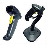 Сканер штрих-кодов Motorola Symbol LS2208 с подставкой для автоматического сканирования. Арт.2899, фото 2