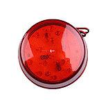 Стробоскоп сирена для сигнализации DoZoR, 12V, красный Арт.3801, фото 3