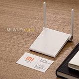 Роутер Xiaomi Mi WiFi Nano. Оригинал. Арт.4396, фото 2