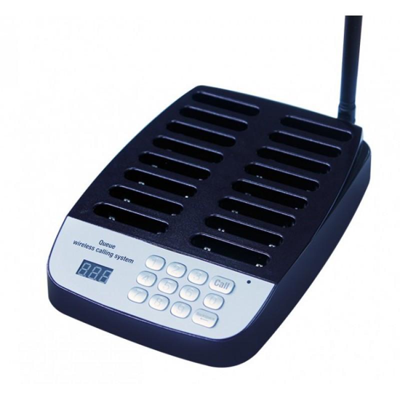 Система оповещения клиентов iBells-610, комплект с 16 пейджерами. Оригинал. Арт.4531 - фото 2