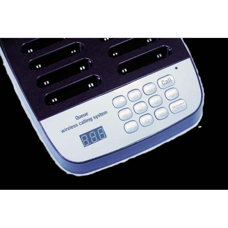 Система оповещения клиентов iBells-610, комплект с 16 пейджерами. Оригинал. Арт.4531 - фото 3