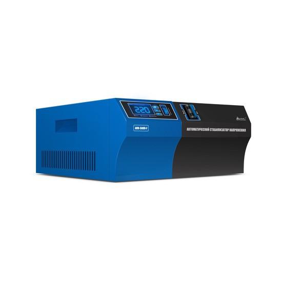 Стабилизатор напряжения SVC AVR-5000-F 1 фазный 220в