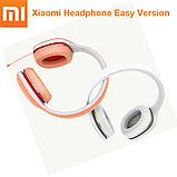 Наушники Xiaomi Mi Headphones EASY, оранжевые. Оригинал. Арт.5251, фото 2