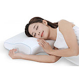 "Подушка c ""памятью"" Xiaomi Mi 8H butterfly neck pillow memory foam H2. Оригинал. Арт.5576, фото 2"