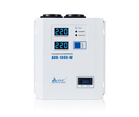 Стабилизатор напряжения (AVR), SVC, AVR-1000-W(1000Вт) Арт.5397