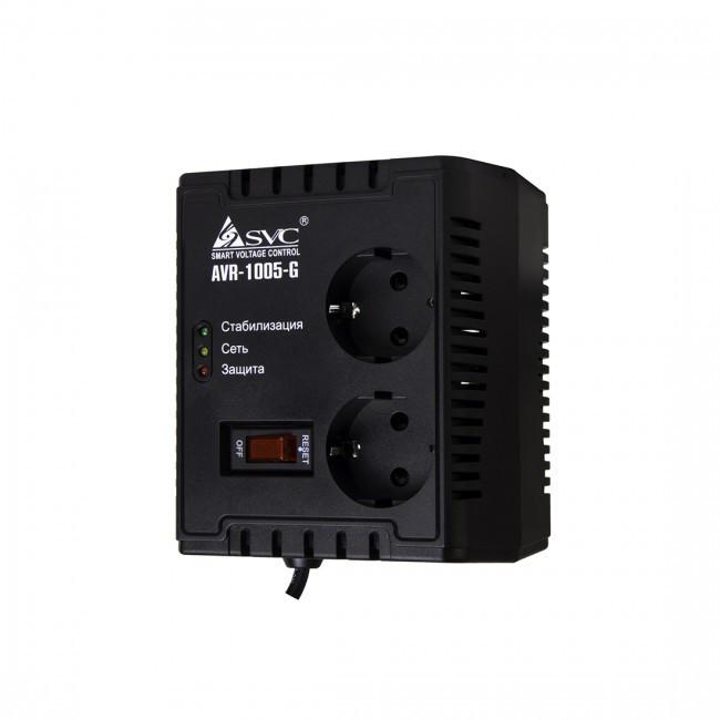 Стабилизатор напряжения SVC,  AVR-1005-G Арт.5589