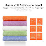 Полотенце, хлопковое антибактериальное Xiaomi Mi Towel big size 70x140cm. Оригинал., фото 2