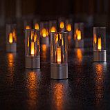 Умная лампа ночник свеча Xiaomi Mi Yeelight Candela Lamp, Wifi, Bluetooth. Оригинал., фото 4