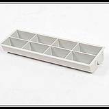 Денежный ящик для купюр и монет MERCURY CD-330E cash drawer, (бежевый) Кассовый ящик. Автоматический, фото 2