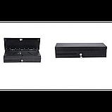 Денежный ящик для купюр и монет MERCURY CD-170A Кассовый ящик. Автоматический., фото 2