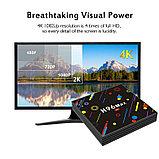 Приставка Android TV box к телевизору, ОС Андроид ТВ  Mini PC H96 Max H2 Арт.5845, фото 2