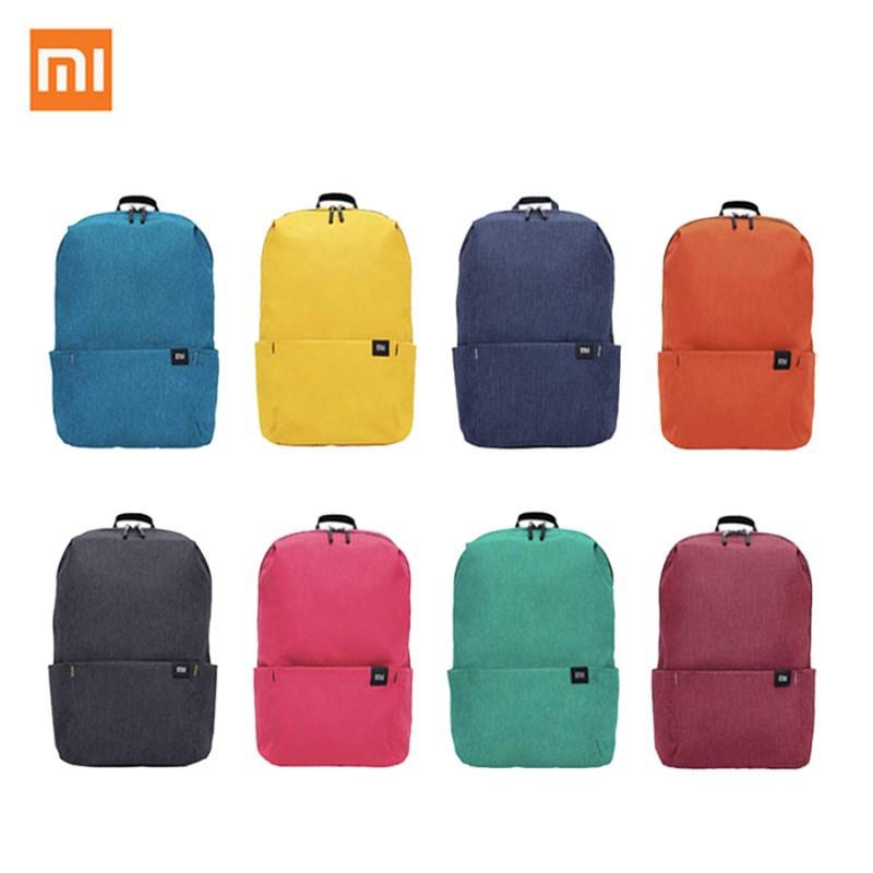 Рюкзак 10л Xiaomi Mi Colorful Small Backpack, 10L. Оригинал. - фото 2