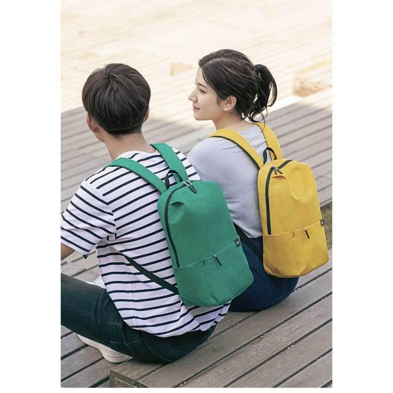 Рюкзак 10л Xiaomi Mi Colorful Small Backpack, 10L. Оригинал. - фото 3