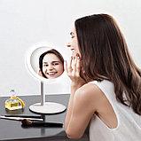 Настольное зеркало с подсветкой Xiaomi Mi Amiro Lux HD LED Mirror. Оригинал., фото 4