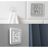 Термометр гигрометр Xiaomi Mi MiaoMiaoCe E-ink (заряда на 1 год, не отсвечивает). Оригинал. Арт.5971, фото 2