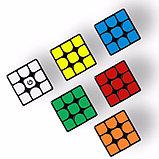Игрушка Кубик Рубика Xiaomi Mi Magnetic Rubic's Cube M3, магнитный (скоростной спортивный). Оригинал, фото 2