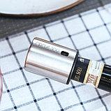 Вакуумная пробка для винных бутылок Xiaomi Mi Circe Joy wine stopper. Оригинал., фото 3