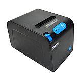 Принтер чеков Rongta RP328, 80mm POS термопринтер чековый для магазинов, бутиков, кафе и др., фото 2
