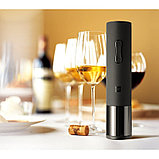 Электрический штопор для винных бутылок Xiaomi Mi MiJia Huo Hou Electric Wine Opener. Оригинал. Арт.6008, фото 2