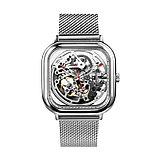 Механические часы премиум-класса Xiaomi Mi Mechanical Watch Ciga Design. Оригинал. Арт.6004, фото 3