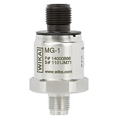 Преобразователь давления  Для медицинский газов  Модель MG-1