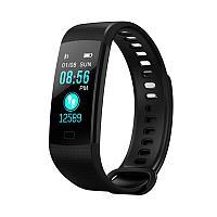 Фитнес-трекер с измерением давления, сердцебиения, активности UNLEASH YOUR RUN