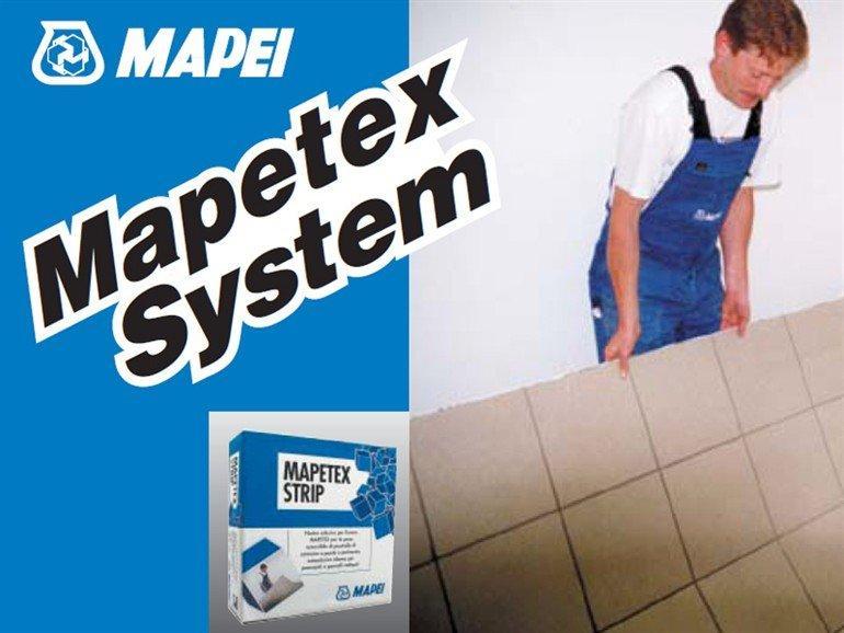 Mapetex System инсталляционная система для плитки