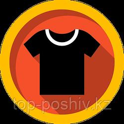 Печать на футболках (Формат А4,20х30 см) Пленка Флекс (Резина)