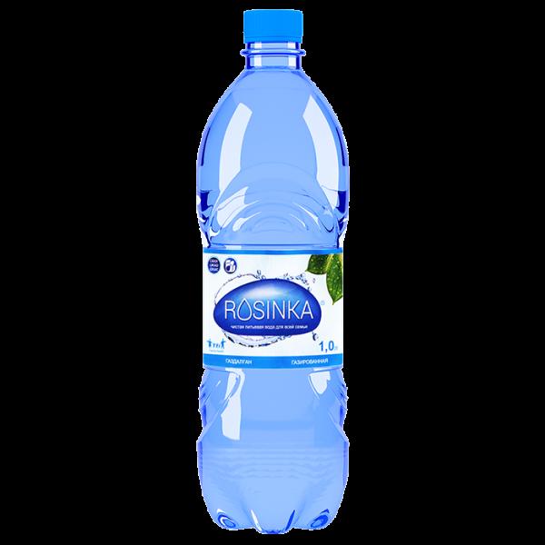 """Вода питьевая """"Росинка"""" 1.5 литра"""