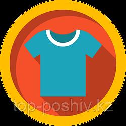 Печать на футболках (Формат А3,30х40 см) Пленка Флекс (Резина)