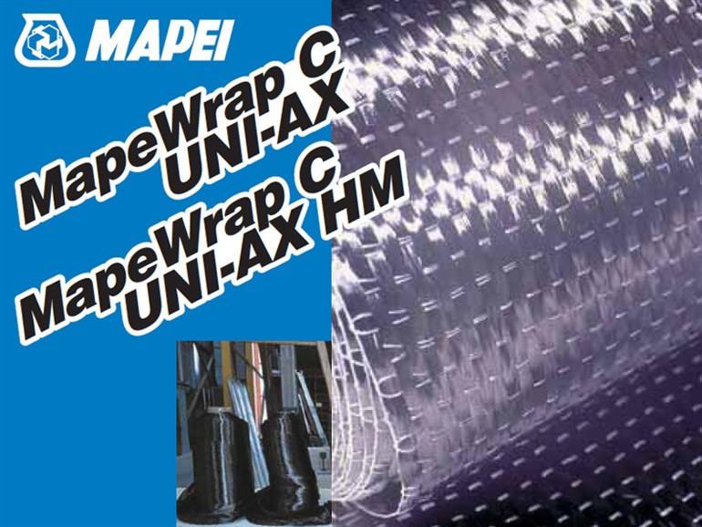 MapeWrap C UNI-AX углеволокно для ремонта бетона