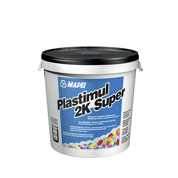 Plastimul 2K Super битумная гидроизоляция