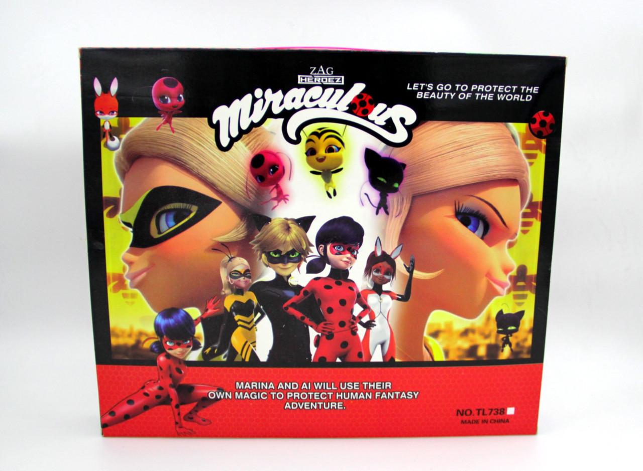 """Набор куклы """"Леди Баг"""" Miraculous - фото 2"""