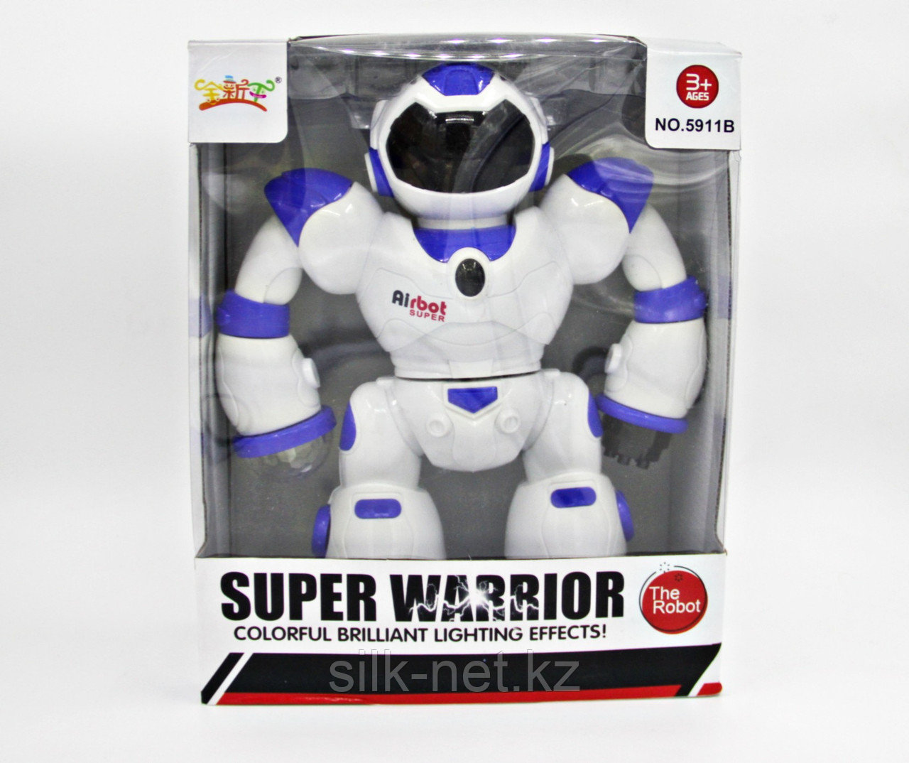 "Робот ""Super Warrior"" The Robot"