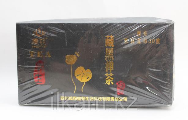 Тибетский черный чай, 240 гр., фото 2
