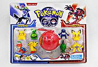 """Фигурки """"Pokemon GO plus"""""""