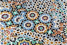 Ламинат Falquon Quadraic Mosaic Q001
