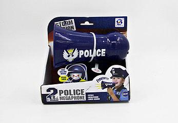 """Детский Мегафон """"Police"""" Storm action"""