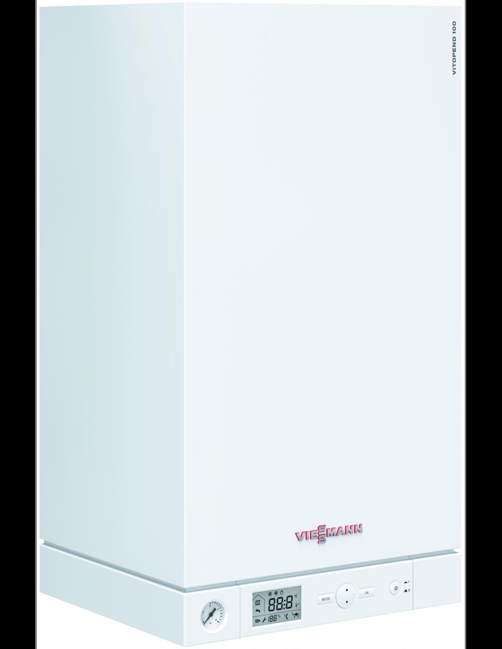 Viessmann Vitopend 100W A1 JB 12 kW настенный газовый двухконтурный котел