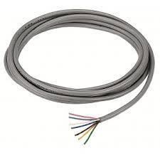 Соединительный кабель для ПК-2, КЗЭУГ, СЗ- бытовые (КСПВ 6*0,4) (3м)