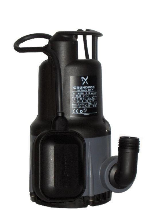 Дренажный насос Grundfos КР 300 А