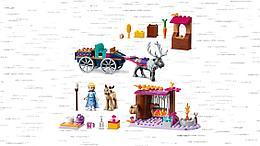 Disney Princes 41166 Дорожные приключения Эльзы